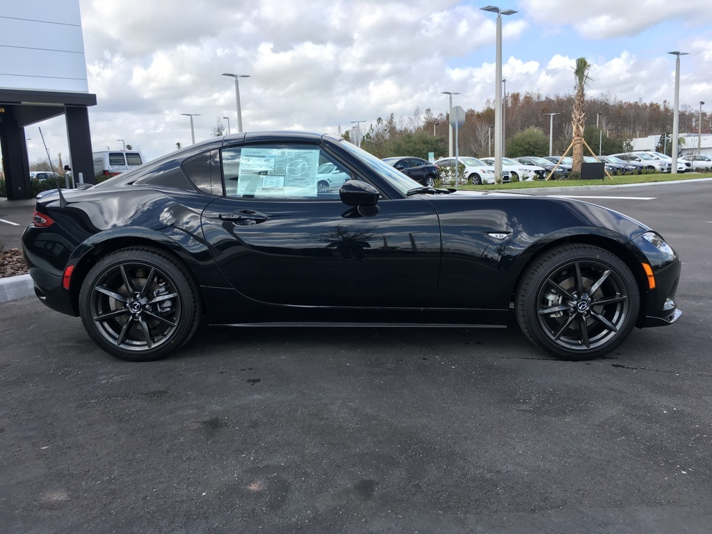 new 2017 mazda miata rf club 2d coupe in orlando h0100466 sport mazda. Black Bedroom Furniture Sets. Home Design Ideas