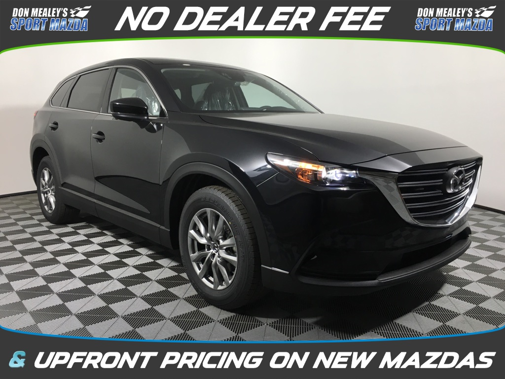 new 2017 mazda cx 9 touring 4d sport utility in orlando. Black Bedroom Furniture Sets. Home Design Ideas