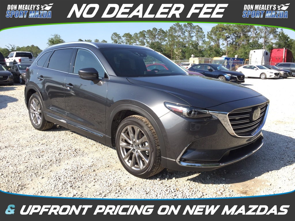 new 2017 mazda cx 9 signature 4d sport utility in orlando. Black Bedroom Furniture Sets. Home Design Ideas