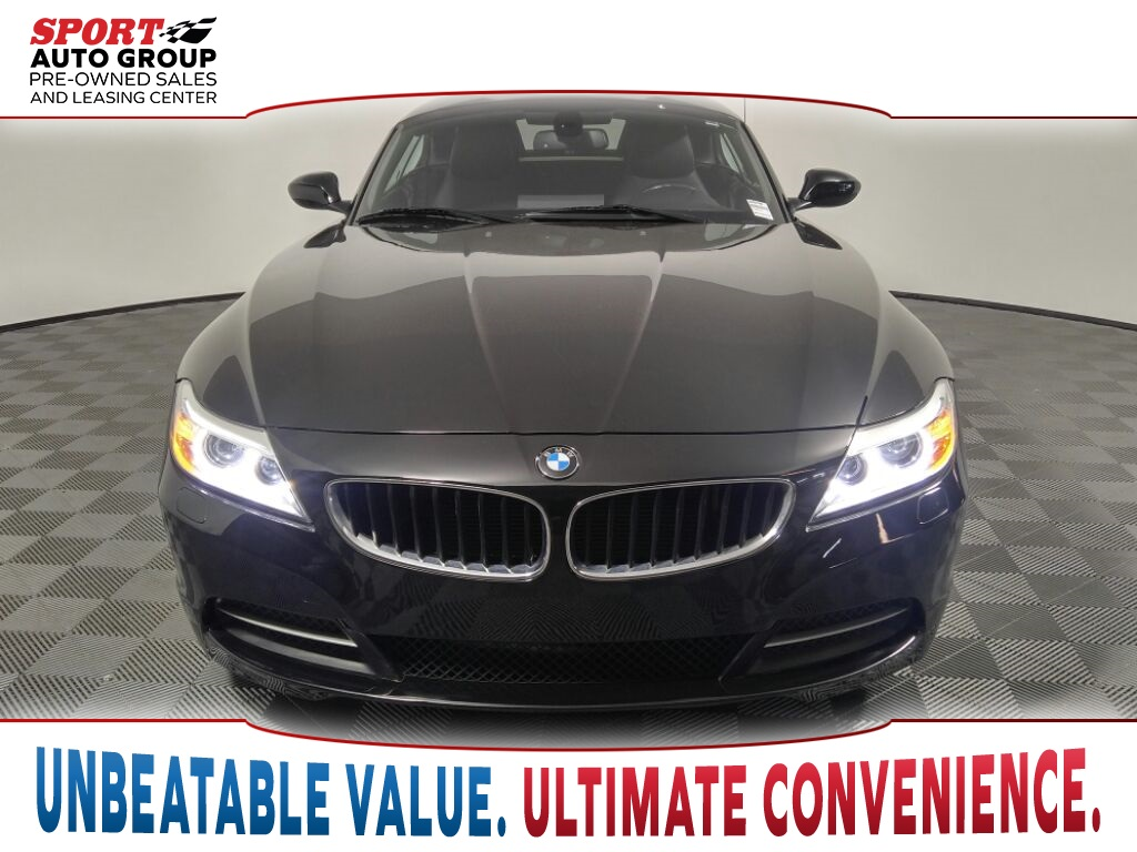 Used 2015 BMW Z4 sDrive28i 2D Convertible in Orlando ZP557680